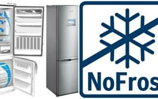 Как работает холодильник с ноу фрост