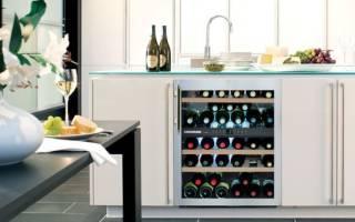Какой винный шкаф лучше выбрать для дома: встраиваемый, угловой, отдельно стоящий или другой