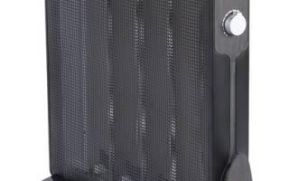 Рейтинг инфракрасных обогревателей для дома на 2017 год