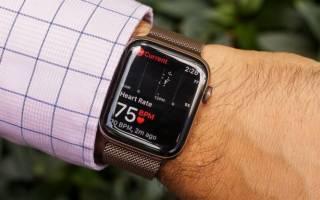 Когда выйдут новые apple watch series 4, и чего от них ждать