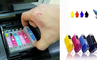 Как почистить печатающую головку принтера с помощью промывочной жидкости