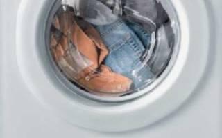Как открыть дверцу стиральной машинки, если она заблокирована?