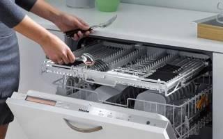 Ремонт посудомоечных машин бош своими руками