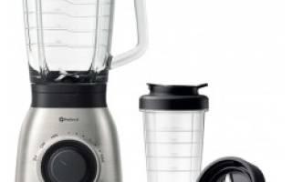 Что выбрать блендер или кухонный комбайн: предназначение приборов