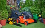 Какие виды техники должны быть у каждого садовода?