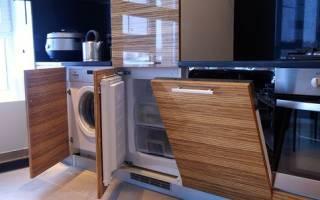 Можно ли ставить посудомойку под варочную панель