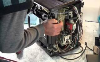 Разборка и ремонт кофеварок саеко, витек, делонги своими руками