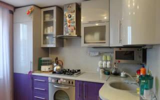 Куда на кухне поставить микроволновку: варианты размещения