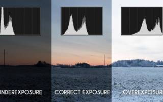 Что такое экспозиция в фотоаппарате: основы настройки и коррекции для начинающих