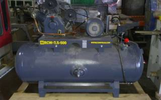 Воздушный компрессор: схема устройства и принцип работы, ремонт распространенных неисправностей, замена масла