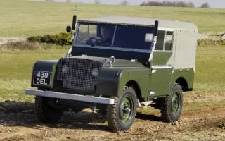 Компанией land rover представлен автомобиль с кухней