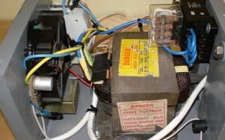 Проверка высоковольтного трансформатора микроволновки мультиметром и другими приборами