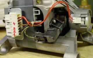 Подключение двигателя от стиральной машины: варианты применения, схема подключения