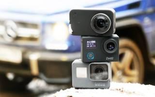 Рейтинг экшн-камер 2018 года: 10 лучших моделей от дешевых до профессиональных