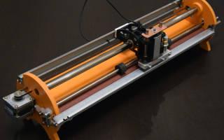 Режущий и печатающий плоттер из принтера или dvd-привода своими руками
