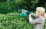 Как выбрать и пользоваться аккумуляторными садовыми ножницами?