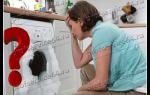 Причины почему стиральная машина останавливается во время стирки