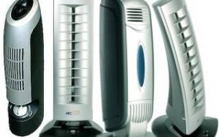 Как выбрать бытовой ионизатор воздуха для дома и квартиры