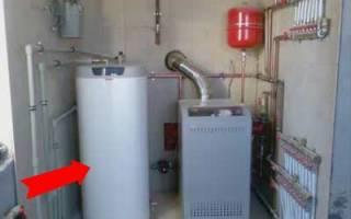 Устройство водонагревателя: проточного, накопительного, косвенного нагрева
