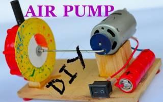 Как сделать насос своими руками в домашних условиях: электрический, водяная помпа, мембранный и другие