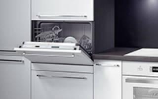Рейтинг надежных производителей и лучших моделей посудомоечных машин 2018 года