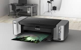 Почему принтер печатает пустые листы, хотя в картридже есть краска