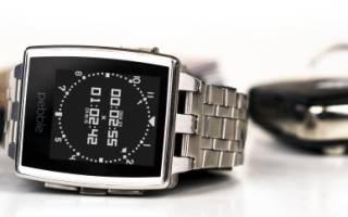 Обзор смарт часов pebble steel: дизайн, характеристики, функции