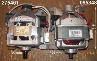 Как проверить работает ли двигатель стиральной машины?