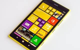 Обзор nokia lumia 1520: характеристики, дизайн, особенности