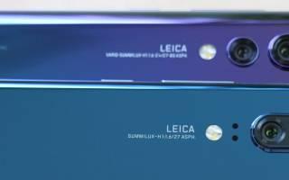 Смартфон huawei p20: обзор технических характеристик, камеры, процессора