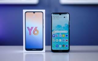 Huawei y6 2018: обзор ключевых характеристик