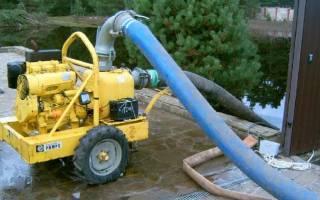 Водяная мотопомпа: принцип работы, виды, характеристики, обзор моделей
