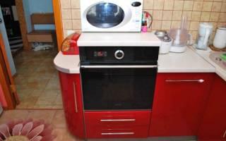 Можно ли ставить микроволновку на стиральную машину?