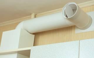 Вытяжной вентилятор с обратным клапаном для ванной, кухни, туалета: конструкция и разновидности