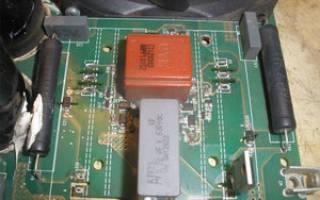 Неисправности и методика ремонта инверторных сварочных аппаратов своими руками