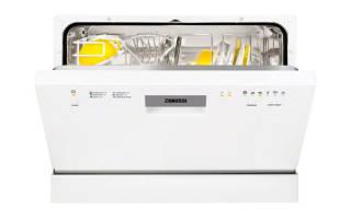 Посудомоечная машина занусси: размеры, принцип выбора, достоинства