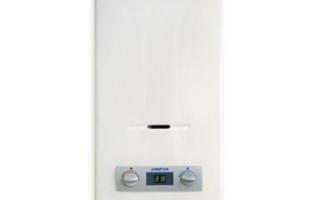 Особенности и технические характеристики газовых колонок нева и нева люкс