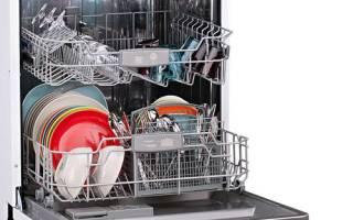 Уход за посудомоечной машиной: ежедневный, глубокая очистка