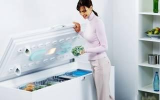 Советы, как выбрать хорошую морозильную камеру для дома