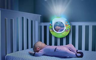 Детский ночник-проектор: для чего нужен, обзор моделей