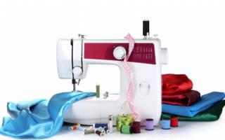 Какие бывают виды швейных машин