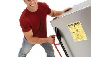 Сколько должен работать холодильник при первом включении?