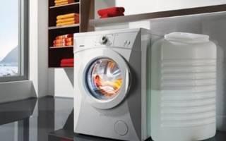 Стиральная машина с баком для воды: механизм действия, плюсы и минусы, как выбрать