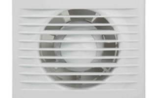 Вытяжной вентилятор: в ванную комнату, на кухню, для туалета, с обратным клапаном