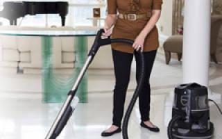 Как выбрать пылесос с аквафильтром для сухой уборки?
