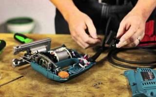 Схема и устройство электролобзика