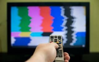 Что делать если на телевизоре нет сигнала
