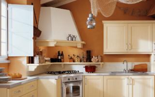 Угловая вытяжка для кухни: особенности и преимущества