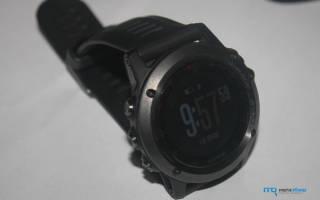 Обзор линейки часов garmin fenix 3: fenix 3, sapphire и sapphire hr