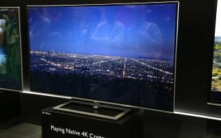 Как выбрать домашний телевизор 4к
